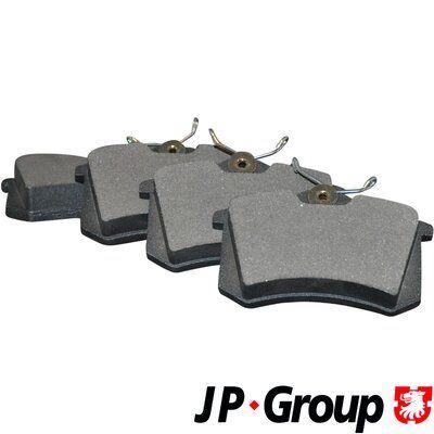 1163706310 Bremsklötze JP GROUP Erfahrung