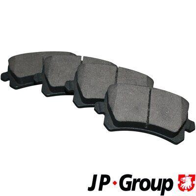 Bremsbelagsatz, Scheibenbremse JP GROUP 1163706610 Bewertungen