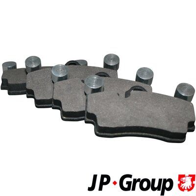 JP GROUP Bremsbelagsatz, Scheibenbremse 1163706910