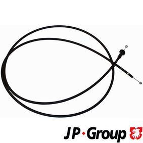 1170700200 Motorhaubenzug JP GROUP Erfahrung