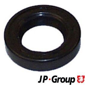 Aγοράστε και αντικαταστήστε τα Επίστρωση πεντάλ, πεντάλ φρένων JP GROUP 1172200300