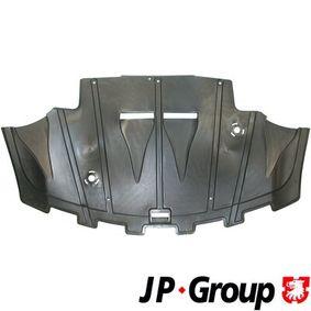 1181300200 JP GROUP unten Motorraumdämmung 1181300200 günstig kaufen