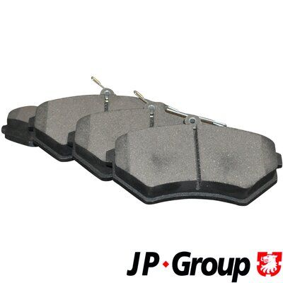 AUDI Q8 Schiebetürgriff - Original JP GROUP 1187150600