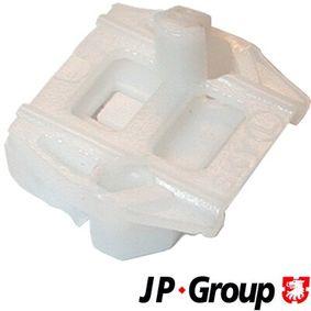 Kupte a vyměňte Kluzná čelist, zvedací zařízení oken JP GROUP 1188150470