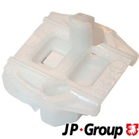 buy and replace Sliding Shoe, window regulator JP GROUP 1188150470