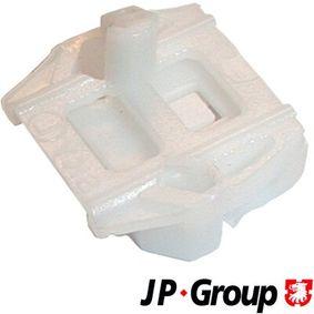 Kupte a vyměňte Kluzná čelist, zvedací zařízení oken JP GROUP 1188150480