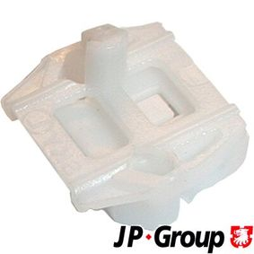 buy and replace Sliding Shoe, window regulator JP GROUP 1188150480