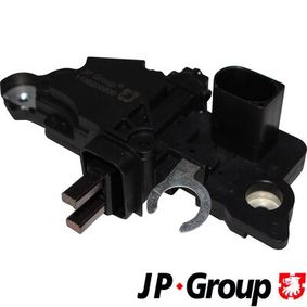 038903803EALT JP GROUP nominell spänning: 14,5V Generatorregulator 1190200800 köp lågt pris