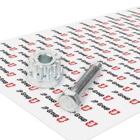 Kúpte a vymeňte Napínacia skrutka drżiaka alternátora JP GROUP 1191000200