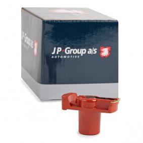 Comprar y reemplazar Rotor del distribuidor de encendido JP GROUP 1191300500