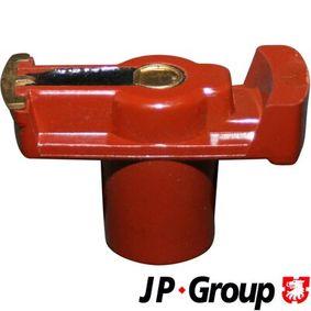 1191300500 Zündverteilerläufer JP GROUP in Original Qualität