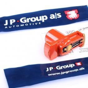 Comprar y reemplazar Rotor del distribuidor de encendido JP GROUP 1191300700