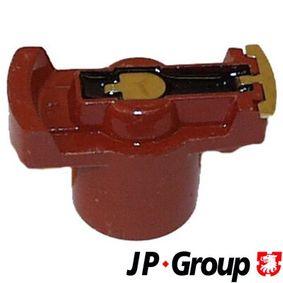 Comprar y reemplazar Rotor del distribuidor de encendido JP GROUP 1191300800
