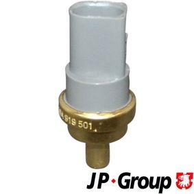Kúpte a vymeňte Snímač teploty chladiacej kvapaliny JP GROUP 1193101400
