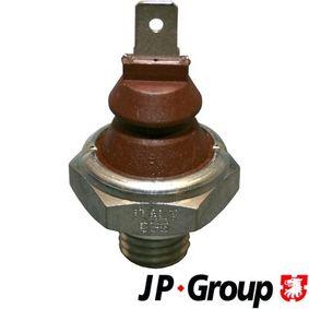 Kúpte a vymeňte Olejový tlakový spínač JP GROUP 1193500300