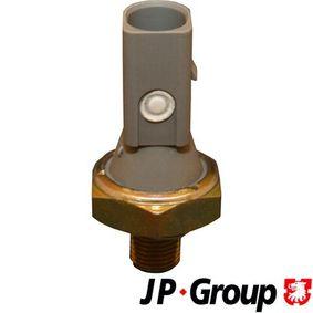 Comprar y reemplazar Interruptor de control de la presión de aceite JP GROUP 1193500700