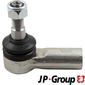 Comprar y reemplazar Interruptor de control de la presión de aceite JP GROUP 1193501800