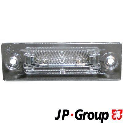 Illuminazione targa 1195601000 JP GROUP — Solo ricambi nuovi