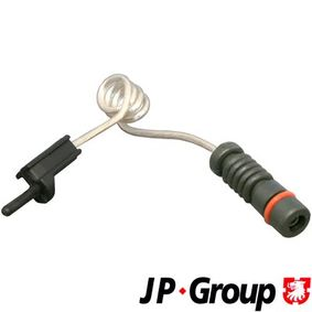Érzékelő, fékbetét kopásjelző JP GROUP 1197300100 - vásároljon és cserélje ki!