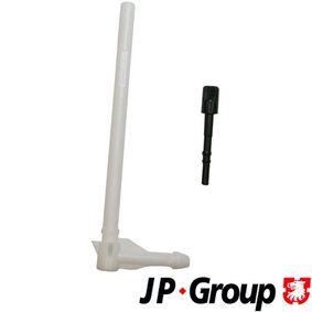 Pērc un aizvieto Ūdens sprausla, Stiklu tīrīšanas sistēma JP GROUP 1198700200