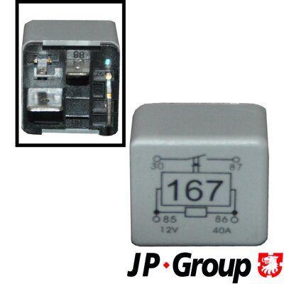 1199206900 Relais, Kraftstoffpumpe JP GROUP - Markenprodukte billig