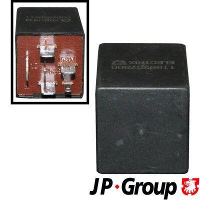 Heckscheibenwischer Relais Audi TT 8N 2000 - JP GROUP 1199207800 ()
