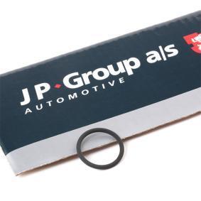 Comprar y reemplazar Anillo de junta, tapón roscado de vaciado de aceite JP GROUP 1213850300