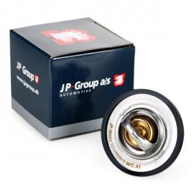 buy and replace Thermostat, coolant JP GROUP 1214602810