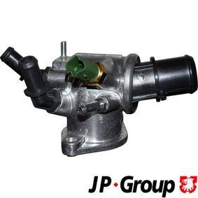 1214603819 JP GROUP Öffnungstemperatur: 88°C, mit Dichtung, mit Gehäuse Thermostat, Kühlmittel 1214603810 günstig kaufen