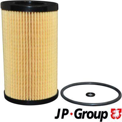 1218501009 JP GROUP Filtereinsatz Innendurchmesser: 31mm, Ø: 64mm, Höhe: 115mm Ölfilter 1218501000 günstig kaufen
