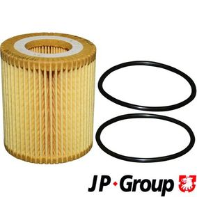 1218501309 JP GROUP Filtereinsatz Innendurchmesser: 31mm, Ø: 64mm, Höhe: 74mm Ölfilter 1218501300 günstig kaufen