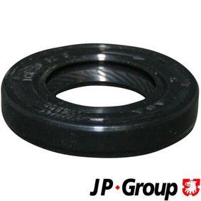 Uszczelnienie olejowe dociskane promieniowo, pompa olejowa JP GROUP 1219501200 kupić i wymienić