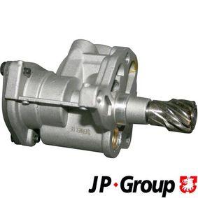 ostke ja asendage Tihend, heitgaasitoru JP GROUP 1221101000