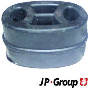 Comprar y reemplazar Soporte, silenciador JP GROUP 1221600600
