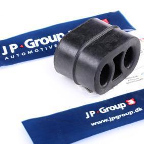 Comprar y reemplazar Soporte, silenciador JP GROUP 1221600800