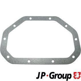Kúpte a vymeňte Tesnenie skrine mechanickej prevodovky JP GROUP 1232000500