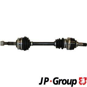 Rulment sarcina suport arc JP GROUP 1242402400 cumpărați și înlocuiți