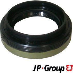 Kúpte a vymeňte Tesniaci krúżok hriadeľa diferenciálu JP GROUP 1244000200