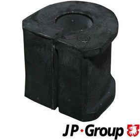 Koop en vervang Lagerbus, stabilisator JP GROUP 1250400200