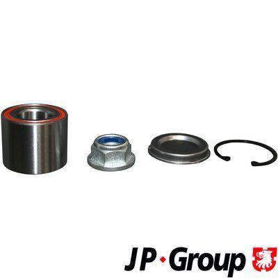 Купете 1251300119 JP GROUP на задната ос от двете страни Ø: 53мм, вътрешен диаметър: 27мм Комплект колесен лагер 1251300110 евтино