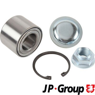 Radlagersatz JP GROUP 1251300710 Bewertungen