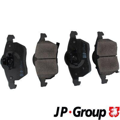 Bremssteine JP GROUP 1263602810