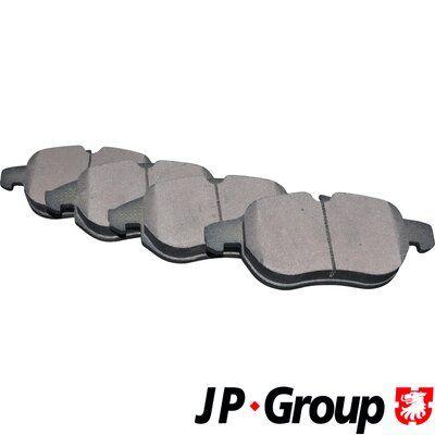 Bremsbelagsatz Scheibenbremse JP GROUP 1263603110