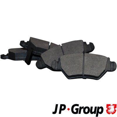 Bremsbelagsatz JP GROUP 1263700210