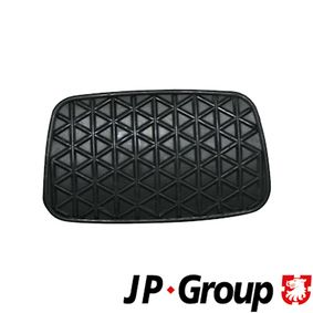 Comprar y reemplazar Revestimiento de pedal, pedal de freno JP GROUP 1272200100