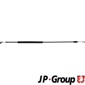 Comprar y reemplazar Revestimiento de pedal, pedal de freno JP GROUP 1272200200