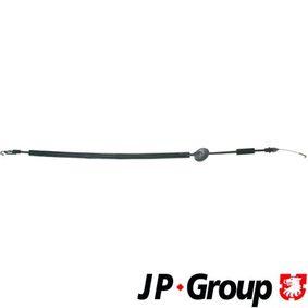 Aγοράστε και αντικαταστήστε τα Επίστρωση πεντάλ, πεντάλ φρένων JP GROUP 1272200200