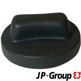 1281100100 JP GROUP mit Zentralverriegelung Verschluss, Kraftstoffbehälter 1281100100 günstig kaufen