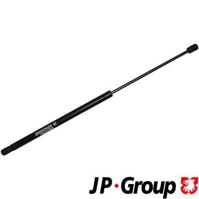 JP GROUP 1281204800 Gasfjäder motorhuv Opel FRONTERA Slaglängd: 220mm
