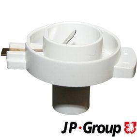 Comprar y reemplazar Rotor del distribuidor de encendido JP GROUP 1291300200